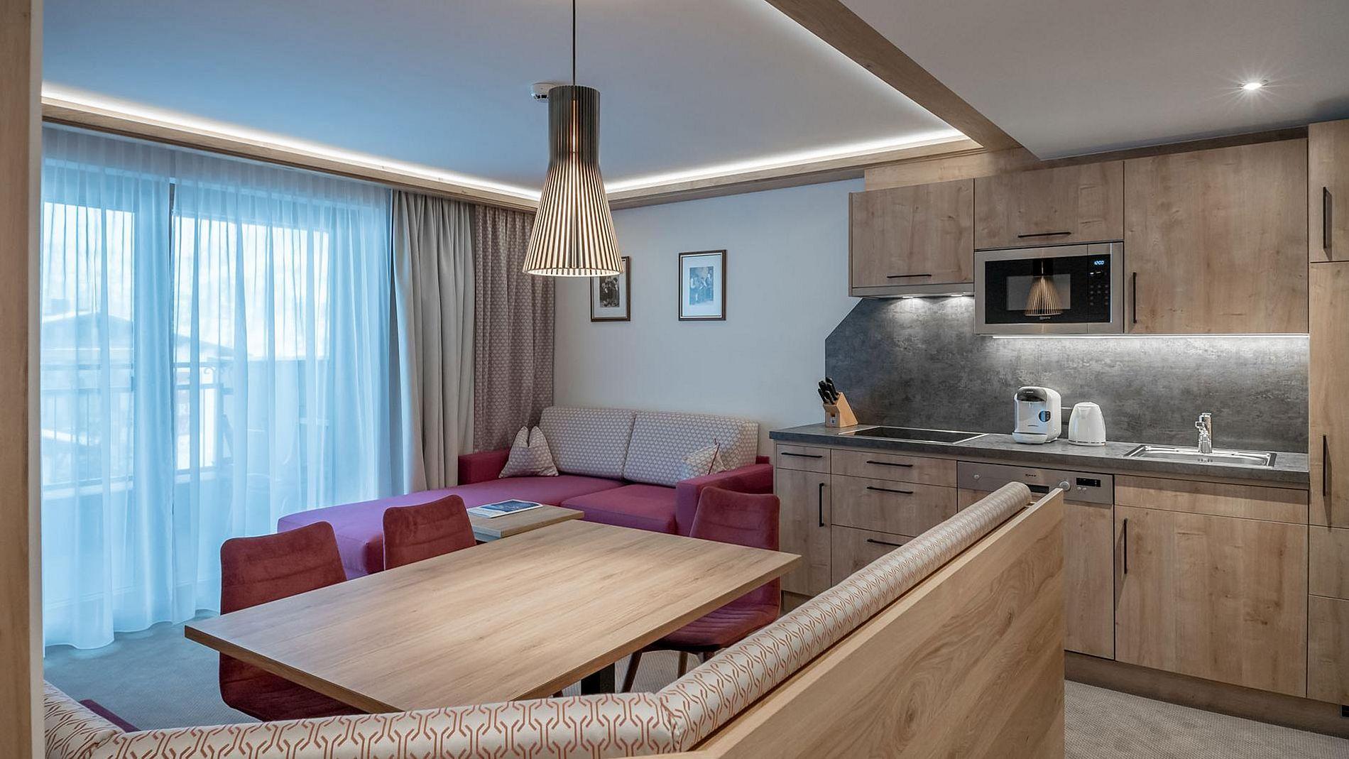 Elegant Modernes Wohnen