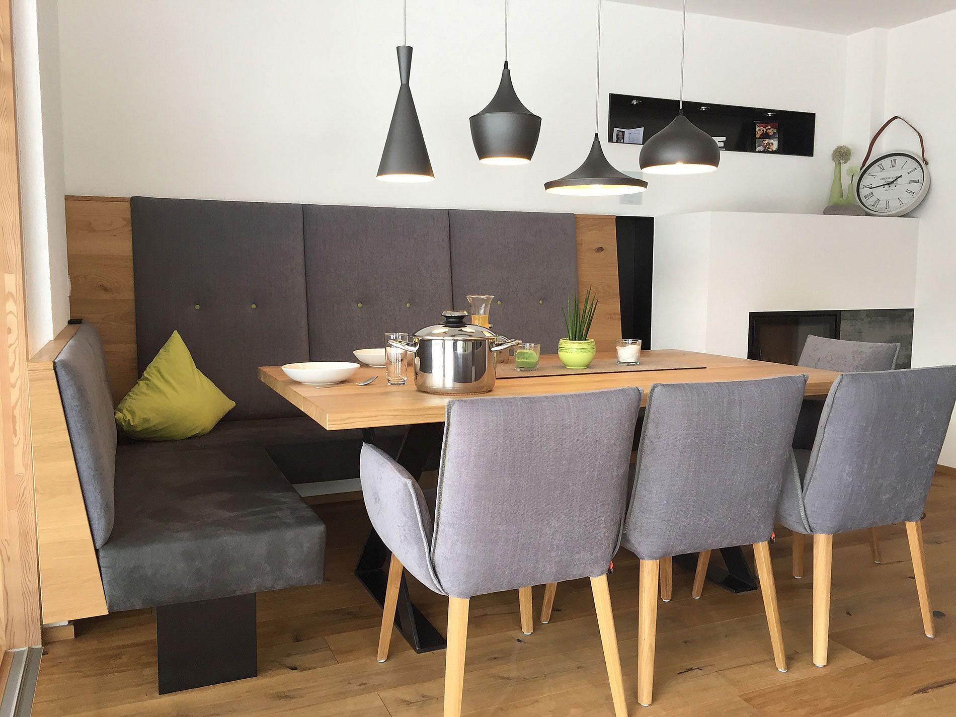 Wohnzimmer   Täfelung   Zirbendecken   Wohnwand   Tischlerei Klotz    Qualität Nach Maß
